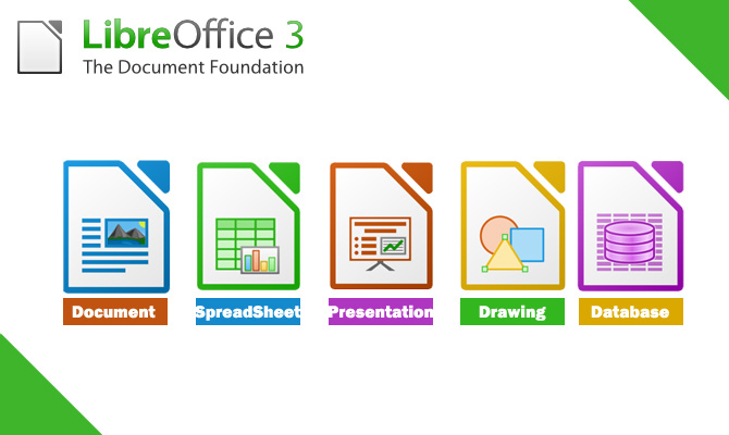 Top 5 free alternative programs of Microsoft Office | TOSHOST LTD