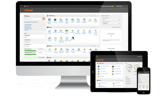 toshost cpanel server